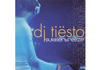 DJ Tiësto - Summerbreeze [CD]