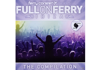 Ferry Corsten - Full On Ferry-Ibiza - (CD)