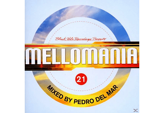 VARIOUS - Mellomania 21 - (CD)