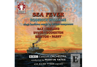 BBC Concert Orchestra, Ailish Tynan, Roderick Williams - Sea Fever - British Baritone Songs - (CD)