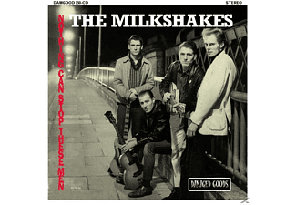 The Milkshakes - Nothing Can Stop These Men - (Vinyl)