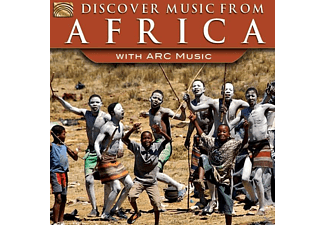 VARIOUS - Discover Music From Africa - With Arc Music - (CD)