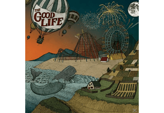 Good Life - EVERYBODY S COMING DOWN (+MP3) - (LP + Download)