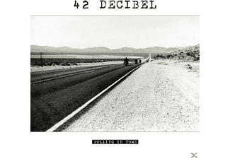 42 Decibel - Rolling In Town - (CD)