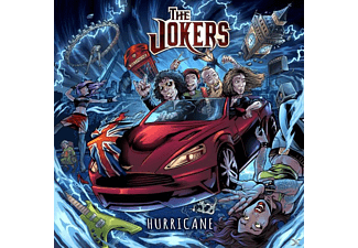The Jokers - Hurricane - (LP + Bonus-CD)