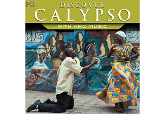 VARIOUS - Discover Calypso-With Arc Music [CD]