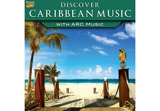 Various - Discover Caribbean Music-With Arc Music - (CD)