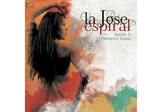 La Jose - Espiral-Iberian And Flamenco Fusion - (CD)