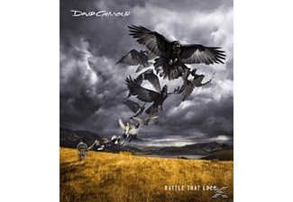 David Gilmour - Rattle That Lock (Deluxe CD + Blu-Ray) - (CD + Blu-Ray Disc)