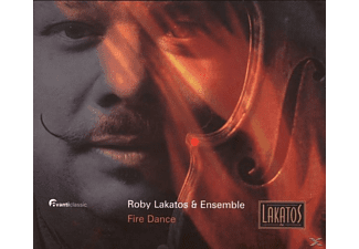 Roby Lakatos, Roby & Ensemble Lakatos - Fire Dance - (CD)