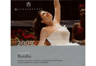 Soloists & London Philharmonic Orches - Rusalka - (CD)