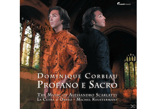 Dominique Corbiau - Profano e Sacro - (CD)