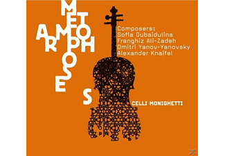 Celli Monighetti - Metamorphoses [CD]