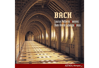 Louise Pellerin, Pellerin,Louis/Laberge,Andre - Bach Oboe And Organ [CD]