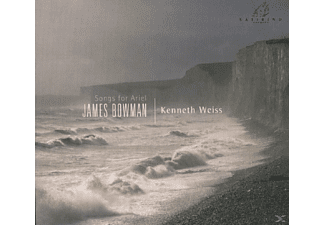 James Bowman, Bowman,James/Weiss,Kenneth - Song for Ariel - (CD)