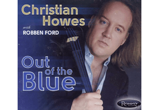 HOWES,CHRISTIAN & FORD,ROBBEN - Out Of The Blue [CD]