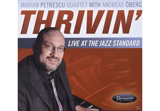 Marian Quartet Petrescu - Thrivin'- Live At The Jazz Standard [CD]
