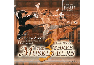 Northern Ballet Theatre Orchestra - The Three Musketeers - (CD)