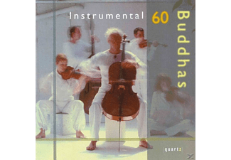 VARIOUS - 60 Buddhas-Instrumental - (CD)