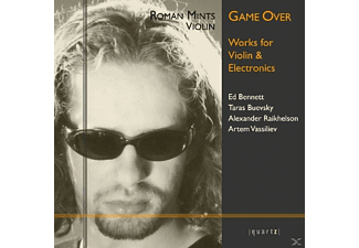 Roman Mints - Game Over - (CD)