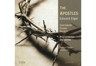 Canterbury Choral Society - The Apostles - (CD)