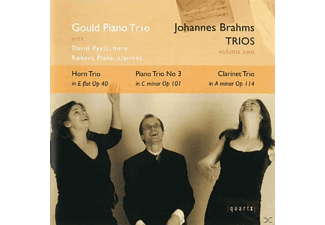 Gould Piano Trio - Klaviertrios Vol.2 - (CD)