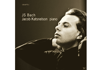 Jacob Katsnelson - Suite BWV 818a/Capriccio BWV 99 - (CD)