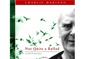 Charlie Mariano - Not Quite A Ballad - (CD)