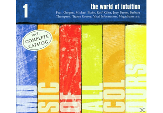 VARIOUS - World Of Intuition 1+Catalogue - (CD)