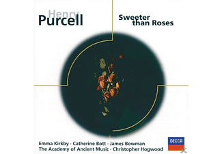 Emma Kirkby - Best of Purcell - (CD)