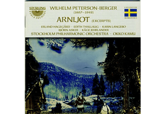 VARIOUS, Hagegard, Spo, Asker, Langebo, Sam Laughton, Wilhelm Olof Peterson-Berger - Peterson-Berger Arnljot - (CD)