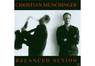 Christian Quartet Münchinger - Balanced Action - (CD)