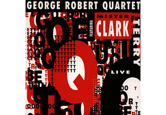Robert George Quartet/CTerry, George-Quartet-Feat.C.Terry Robert - Live At Q4 - (CD)