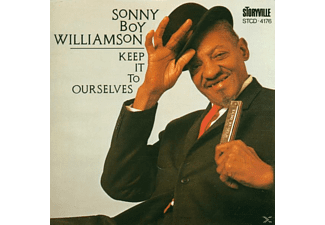 Sonny Boy Williamson - Keep It To Ourselves - (CD)