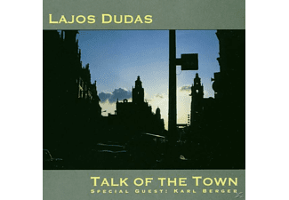 Dudas,Lajos,Karl Berger,Philipp Van Endert,Leo - Talk Of The Town - (CD)
