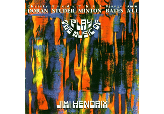 DORAN/STUDER/MINTON/ - Play The Music Of J Hendrix - (CD)