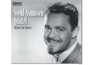 Svend Asmussen - Rhythm Is Our Business (Quintet) - (CD)