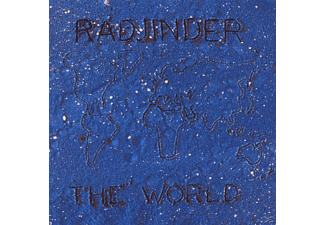 Radjinder - The World - (CD)