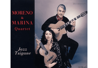 Moreno - JAZZ TSIGANE - (CD)