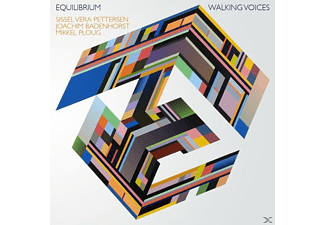 Equilibrium - Walking Voices - (CD)