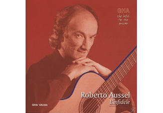 Roberto Aussel - Baroque Music - (CD)