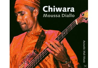 Moussa Diallo - Chiwara Acoustic Mali Music - (CD)