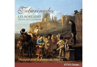 Les Colpron/boreades - Tabarinades 16th Century - (CD)