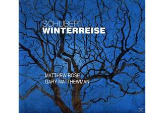 Rose,Matthew/Matthewman,Gary - Winterreise - (CD)