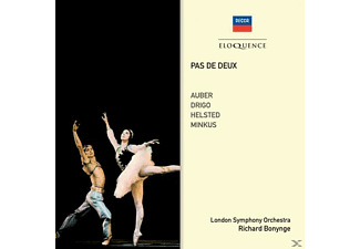 Richard London Symphony Orchestra/bonynge - Pas de Deux - (CD)