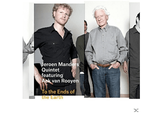 Jeroen Manders - To the ends of the earth - (CD)