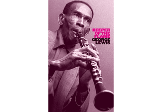 George Lewis - Keeper of the Flame - (CD)