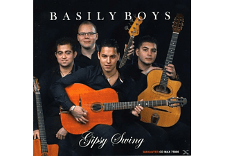 Basily Boys - Gipsy Swing - (CD)