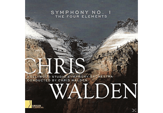 Chris Walden - Sinfonie 1: The Four Elements - (CD)