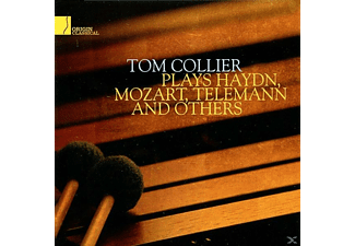 Tom Collier - Plays Haydn,Mozart,Telemann And Others - (CD)
